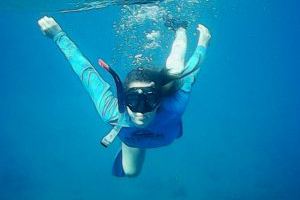 צלילה חופשית בים האדום